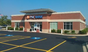 PNC Bank- Lombard